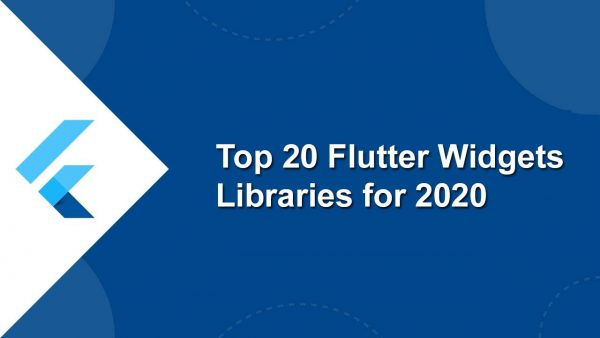 20 Flutter Library, that you should know about it